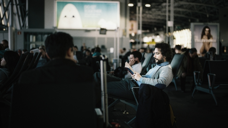 Leica MP   Kodak Portra 400   Brussels Airport