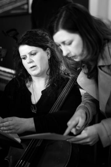 Klangteppich | Dörte Drieschner & Sophia Matthes | Dresden Fernsehen