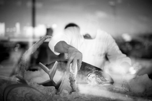 Santa Cruz Pier | Leica M Monochrom (Typ 246) | Leica Summilux-M 50mm f/1.4 ASPH. | ISO 320 | 1/350s | f1.4