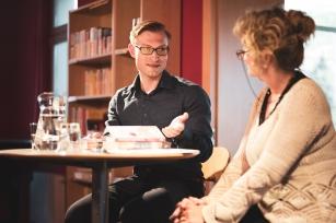 Willi Hetze and Andrea O'Brien